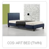 COS- ART BED (TWIN)